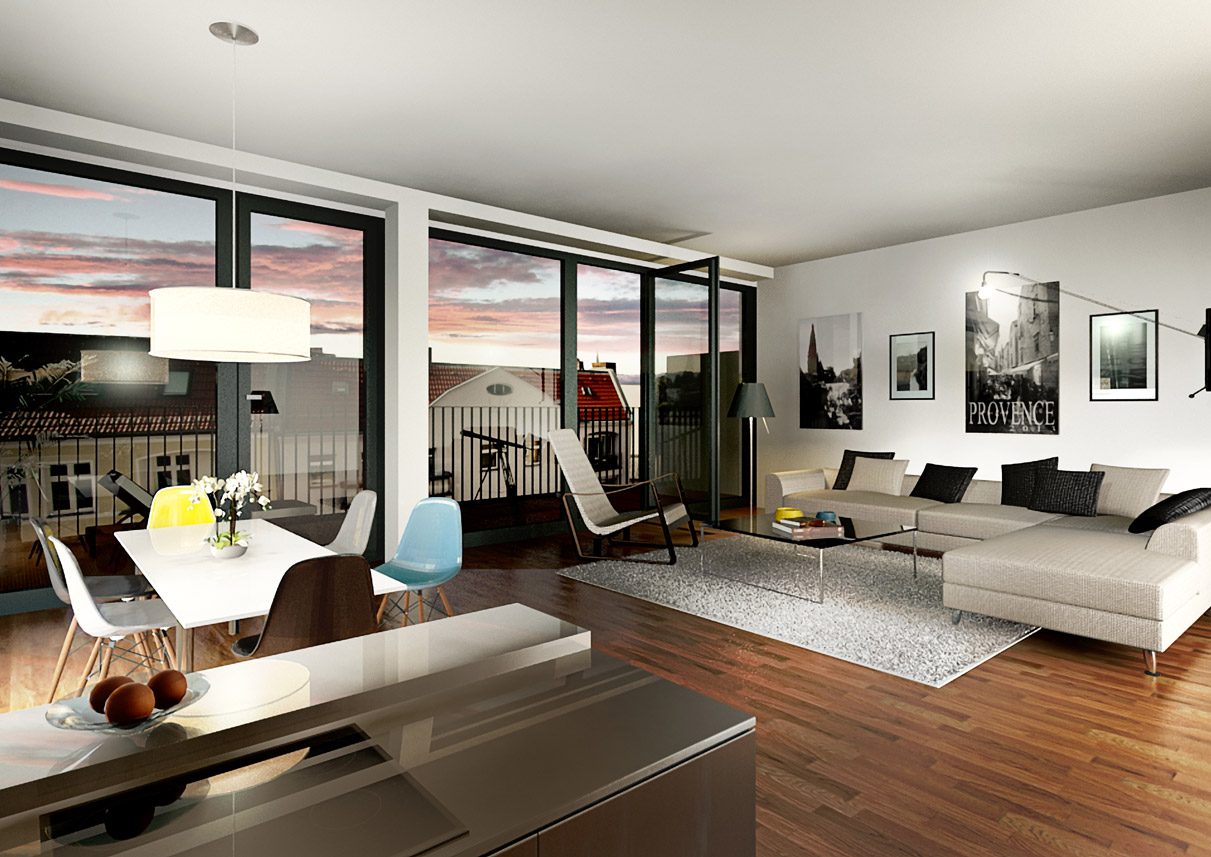 West Loft Apartments